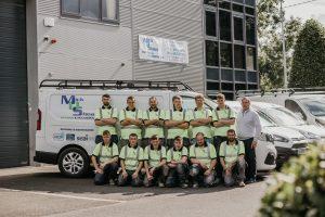 MOS Mick Plumbers Vans 2 new